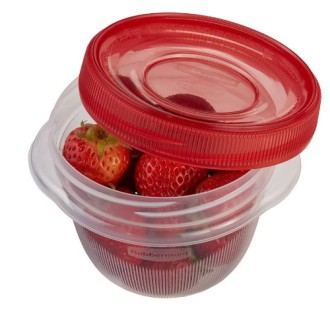 Hermetico Rubbermaid take alongs 284 ml